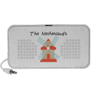The Netherlands Travelling Speakers