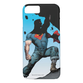 The New 52 - Action Comics #1 iPhone 7 Case