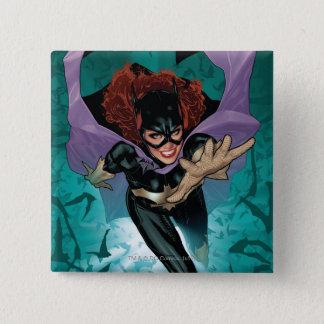 The New 52 - Batgirl #1 2 Inch Square Button