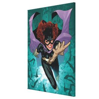 The New 52 - Batgirl #1 Canvas Prints