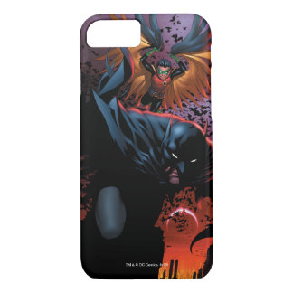 The New 52 - Batman and Robin #1 iPhone 7 Case