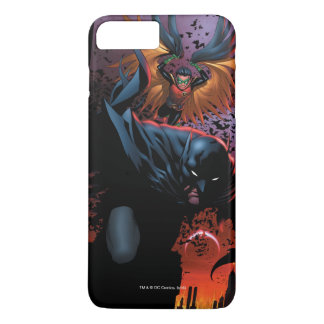 The New 52 - Batman and Robin #1 iPhone 7 Plus Case