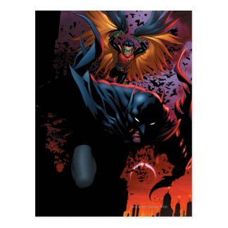 The New 52 - Batman and Robin #1 Postcard