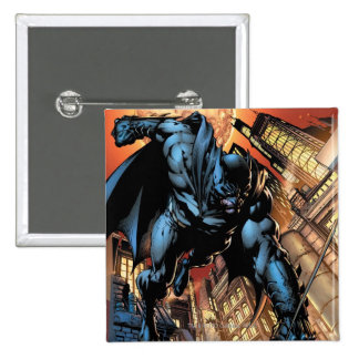 The New 52 - Batman: The Dark Knight #1 2 Inch Square Button