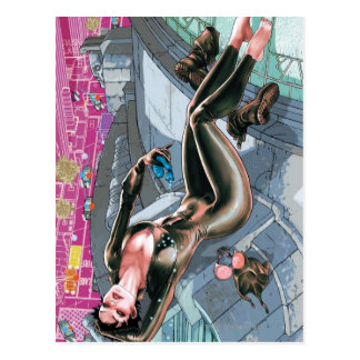 The New 52 - Catwoman #1 Post Cards