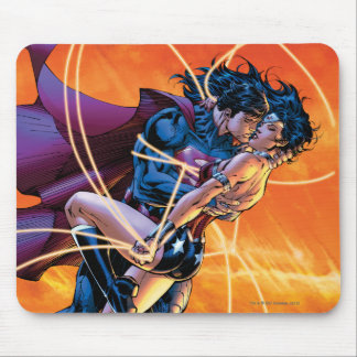 The New 52 Cover #12 Mouse Pad
