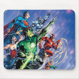 The New 52 Cover #1 3rd Print Mousepads