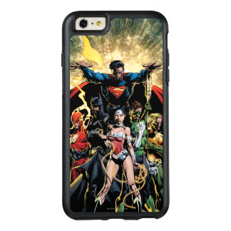 The New 52 Cover #1 Finch Variant OtterBox iPhone 6/6s Plus Case