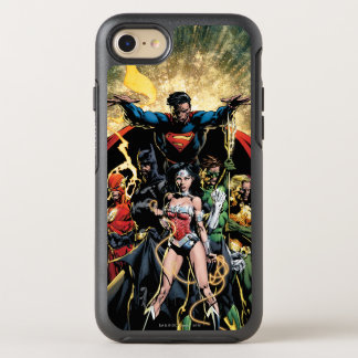 The New 52 Cover #1 Finch Variant OtterBox Symmetry iPhone 7 Case