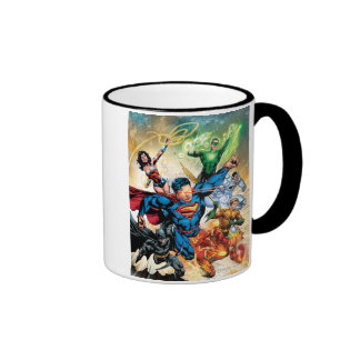 The New 52 Cover #2 Mugs