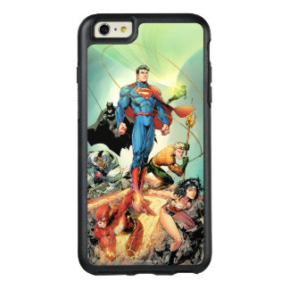 The New 52 Cover #3 Capullo Variant OtterBox iPhone 6/6s Plus Case