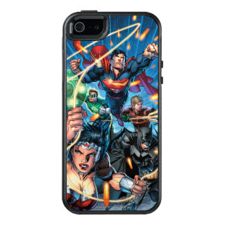 The New 52 Cover #4 OtterBox iPhone 5/5s/SE Case