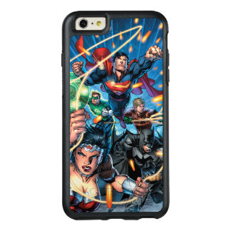 The New 52 Cover #4 OtterBox iPhone 6/6s Plus Case
