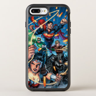 The New 52 Cover #4 OtterBox Symmetry iPhone 7 Plus Case