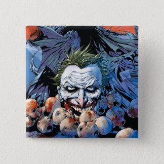 The New 52 - Detective Comics #1 2 Inch Square Button