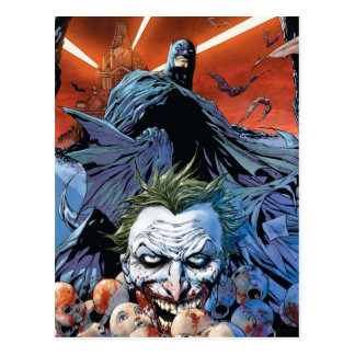 The New 52 - Detective Comics #1 Postcard