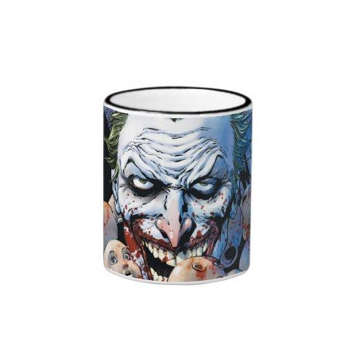 The New 52 - Detective Comics #1 Ringer Coffee Mug