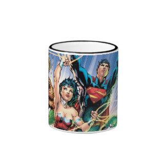 The New 52 - Justice League #1 Coffee Mug