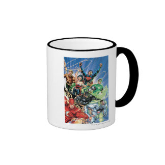 The New 52 - Justice League #1 Mugs