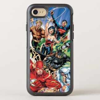The New 52 - Justice League #1 OtterBox Symmetry iPhone 8/7 Case