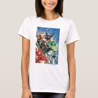The New 52 - Justice League #1 T-Shirt