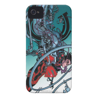 The New 52 - Superboy #1 iPhone 4 Case-Mate Case