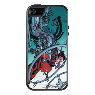 The New 52 - Superboy #1 OtterBox iPhone 5/5s/SE Case
