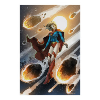 The New 52 - Supergirl #1 Poster