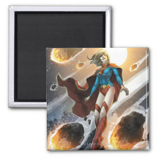 The New 52 - Supergirl #1 Refrigerator Magnets