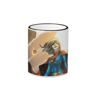 The New 52 - Supergirl #1 Ringer Coffee Mug
