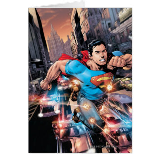 The New 52 - Superman #1 2 Card
