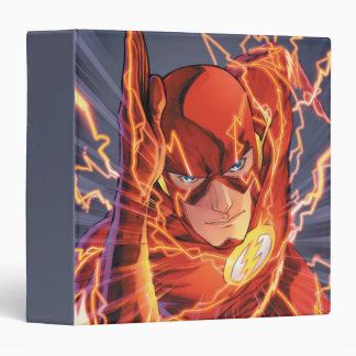 The New 52 - The Flash #1 3 Ring Binders
