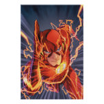 The New 52 - The Flash #1 Poster