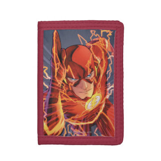 The New 52 - The Flash #1 Trifold Wallets