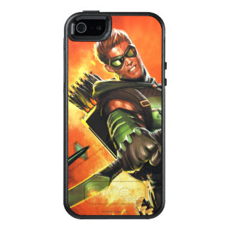 The New 52 - The Green Arrow #1 OtterBox iPhone 5/5s/SE Case