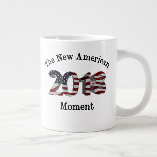 The New American Moment Large Coffee Mug