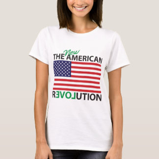 The New American Revolution T-Shirt