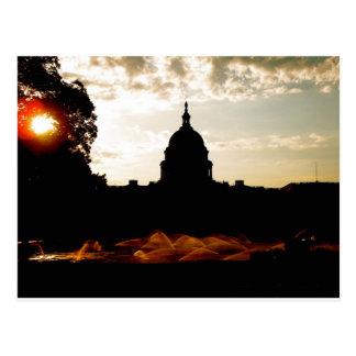 The New Dawn Postcard