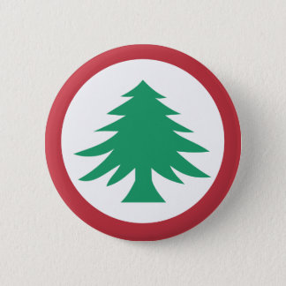 The New England Roundel 2 Inch Round Button