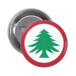 The New England Roundel Buttons