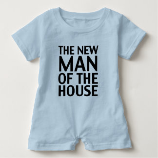 The New Man Of The House Bodysuit