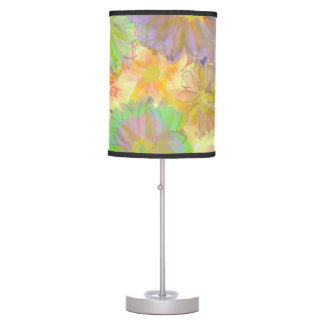 The New Victorian Floral Lamp