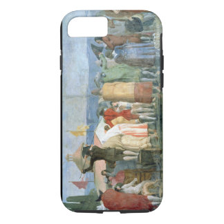The New World, 1791-97 (oil on canvas) (see also 2 iPhone 7 Case