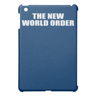 THE NEW WORLD ORDER iPad MINI COVER