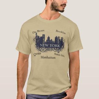 The New York Burroughs - T-shirt