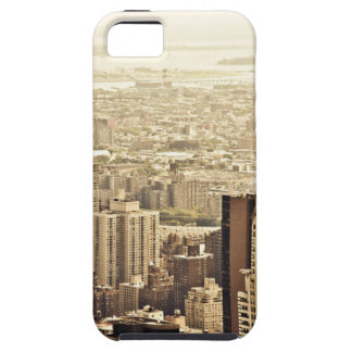 The New York City Skyline & the Chrysler Building iPhone 5 Cases