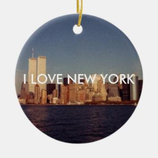 The New York Ornament