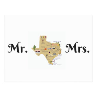 The Newlyweds Postcards from Texas