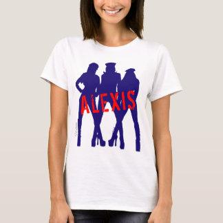 The Newyorker Ladies Womens Girls Custom by VIMAGO T-Shirt
