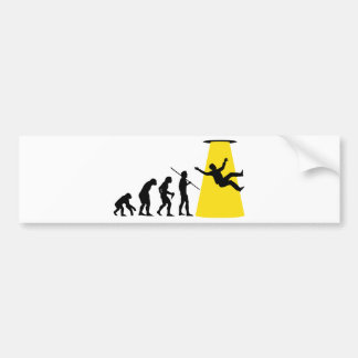 The Next Step Bumper Sticker